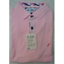 Polo rose La Griffe